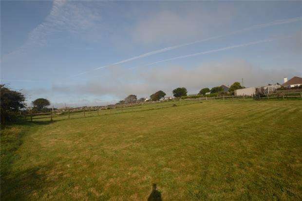 3 Bedrooms Detached Bungalow for sale in Ashanti, Carnkie, Helston, Cornwall