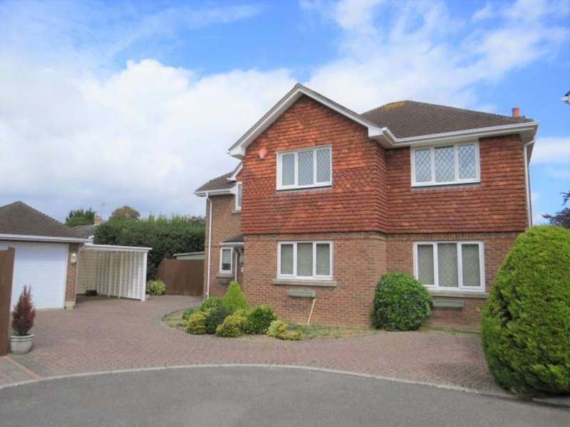 5 Bedrooms Detached House for sale in Large Family Home