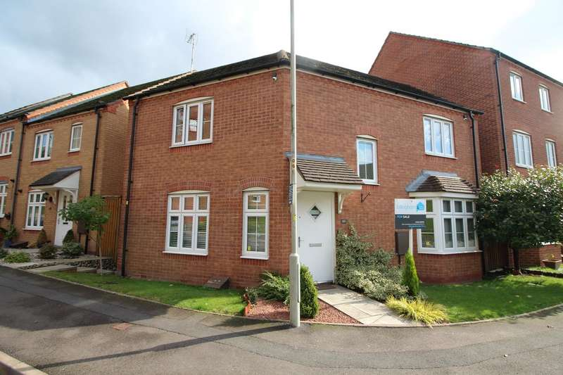 3 Bedrooms Detached House for sale in Goodrich Mews, Dudley, West Midlands, DY3