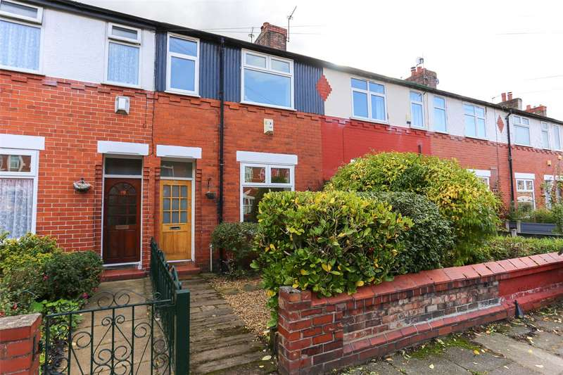 2 Bedrooms Terraced House for sale in Henwood Road, Withington, Manchester, M20