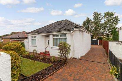 2 Bedrooms Bungalow for sale in Southhill Avenue, Rutherglen