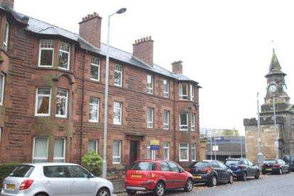 3 Bedrooms Flat for sale in Pleasance Street, Glasgow
