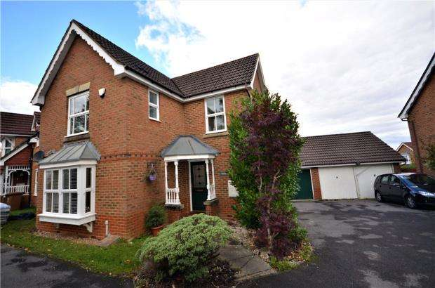 3 Bedrooms Detached House for sale in Yellowhammer Road, Basingstoke, Hampshire