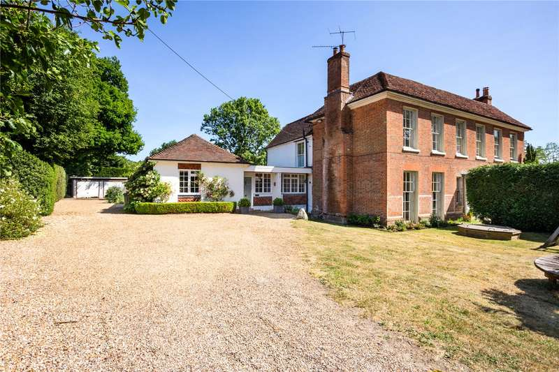 4 Bedrooms Semi Detached House for sale in The Old Rectory, Church Lane, Ash, GU12
