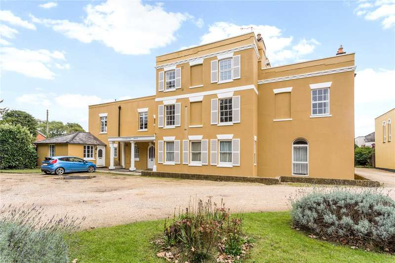 2 Bedrooms Apartment Flat for sale in Otterbourne House, Main Road, Otterbourne, Hampshire, SO21