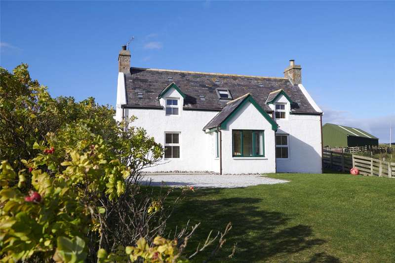 2 Bedrooms Detached House for sale in Sunrise, 138 Clachtoll, Lochinver, IV27