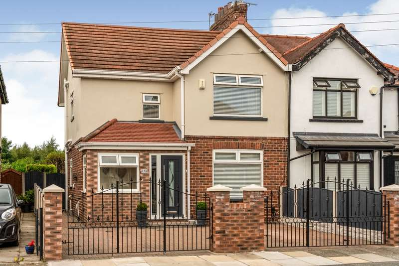 4 Bedrooms Semi Detached House for sale in Gardner Avenue, Bootle, Merseyside, L20