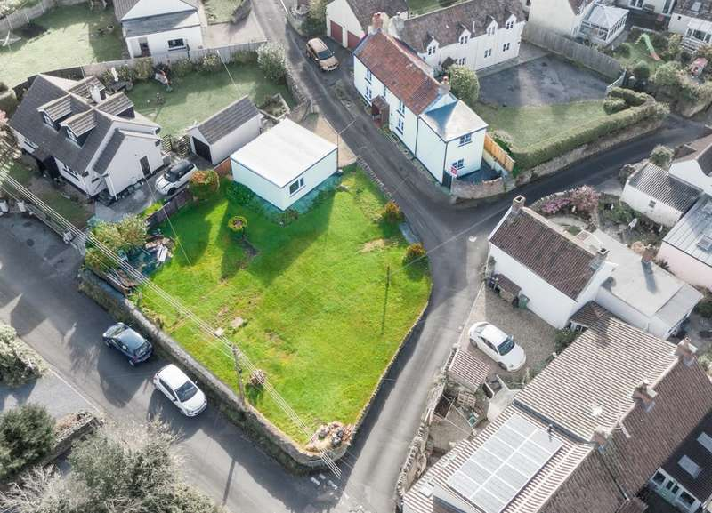 3 Bedrooms Cottage House for sale in Allens Lane, Shipham (House with Building Plot)