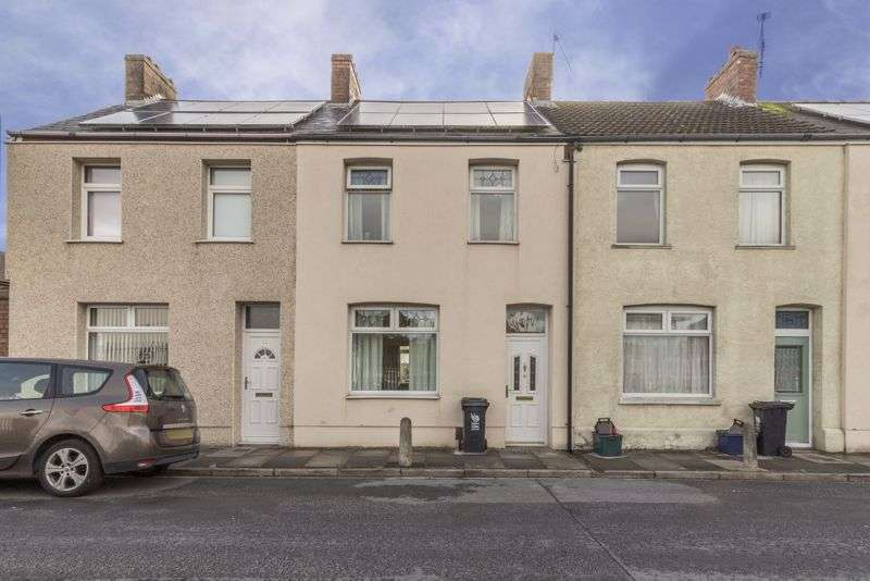 3 Bedrooms Property for sale in Albany Street, Newport