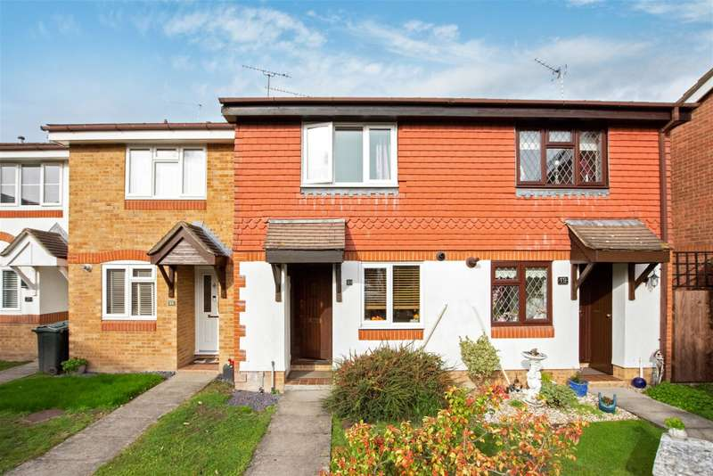 2 Bedrooms Terraced House for sale in Smugglers Walk, Greenhithe, Kent, DA9 9QR