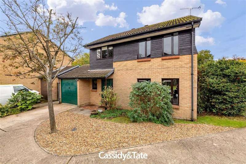 4 Bedrooms Property for sale in Harness Way, St. Albans, Hertfordshire - AL4 9HA