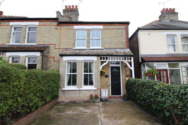 2 Bedrooms Terraced House for sale in Victoria Road, New Barnet, Hertfordshire, EN4