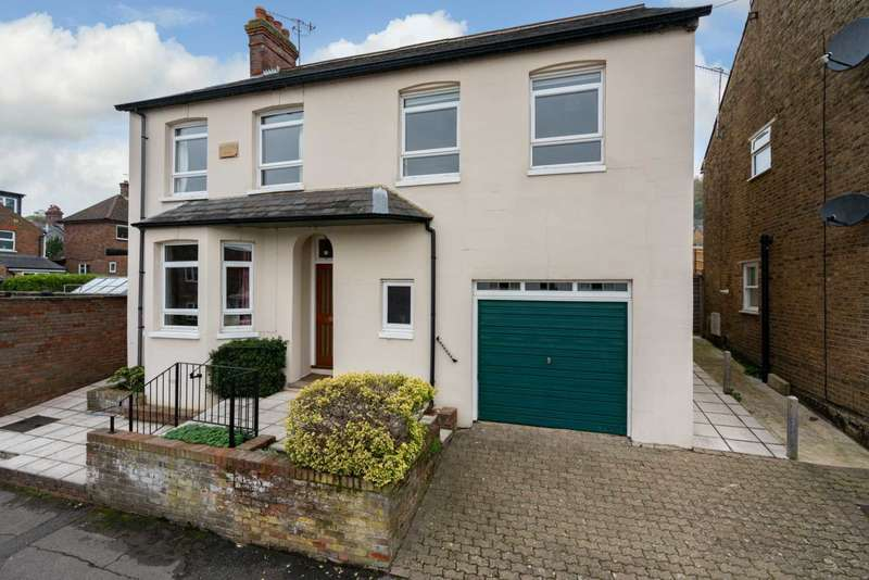 4 Bedrooms Detached House for sale in South Hill Road, Hemel Hempstead