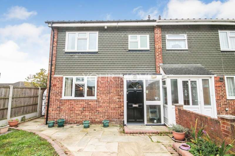 3 Bedrooms Property for sale in Elmhurst Drive, Hornchurch, RM11