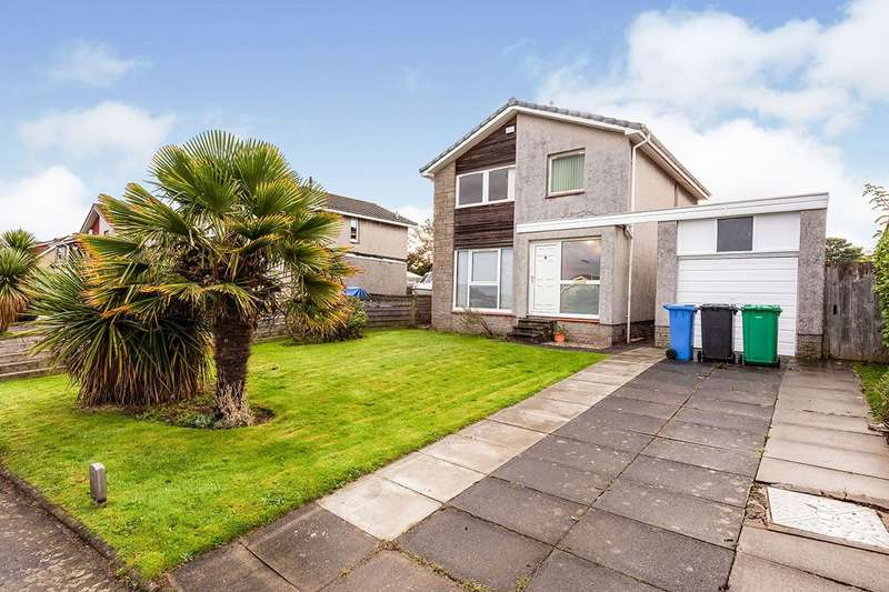 3 Bedrooms Detached House for sale in Morlich Road, Dalgety Bay, KY11