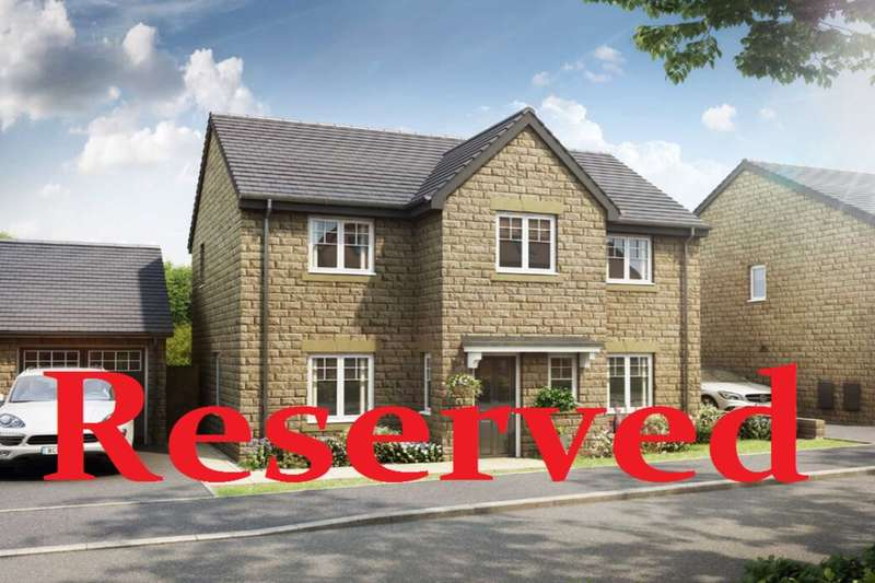 4 Bedrooms Detached House for sale in The Bowfell Cranberry Lane, Darwen, BB3