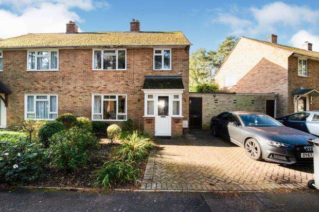 3 Bedrooms Semi Detached House for sale in Baughurst, Tadley, Hampshire