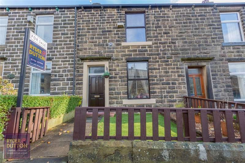 2 Bedrooms Terraced House for sale in Burnley Road, Crawshawbooth, Rossendale, BB4