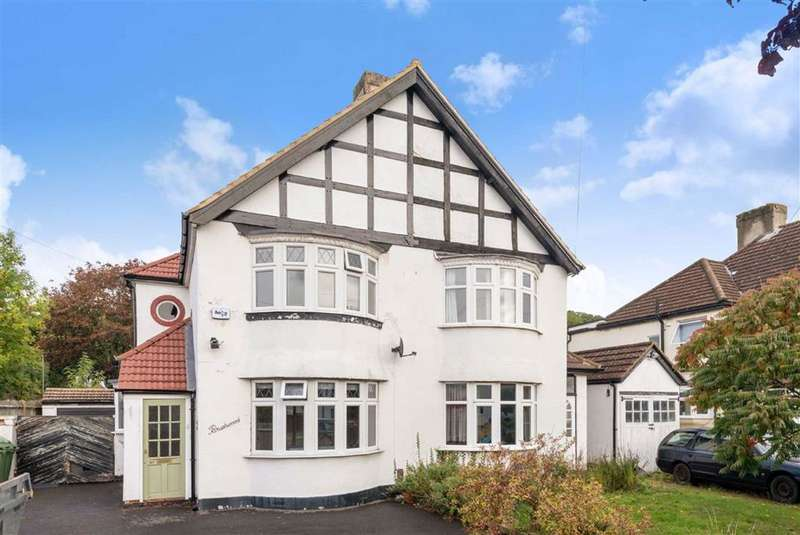 2 Bedrooms Semi Detached House for sale in Kingsway, West Wickham