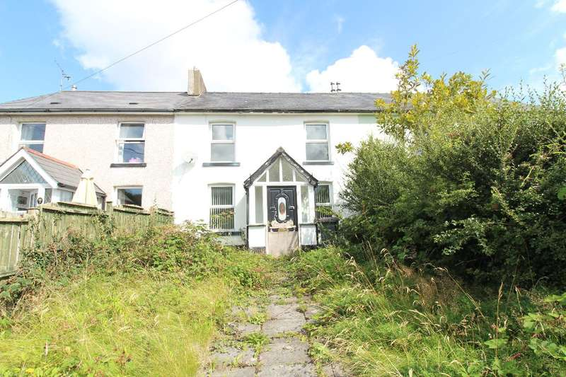3 Bedrooms Terraced House for sale in Victoria Place, Viaduct Road, Garndiffaith, Pontypool