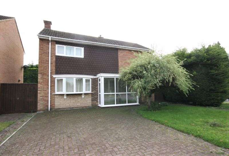 3 Bedrooms Property for sale in Insley Gardens, Hucclecote, Gloucester
