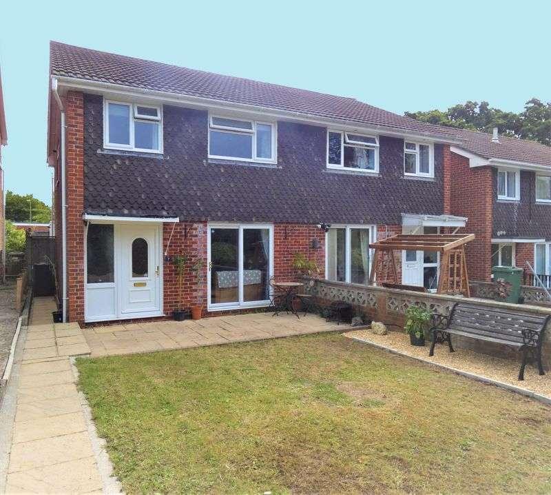 3 Bedrooms Property for sale in Kingsfield Gardens Bursledon, Southampton
