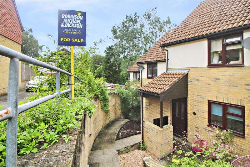 2 Bedrooms House for sale in Alexandra Glen, Walderslade, Chatham, Kent, ME5