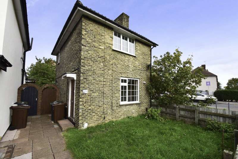 2 Bedrooms Detached House for sale in Blackborne Road, Dagenham, RM10