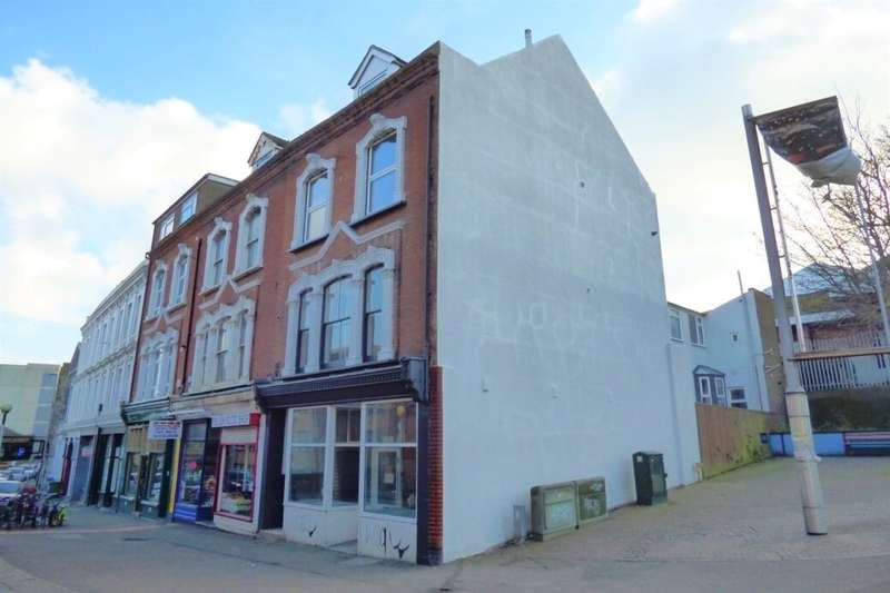 3 Bedrooms Flat for sale in Grace Hill, Folkestone, CT20