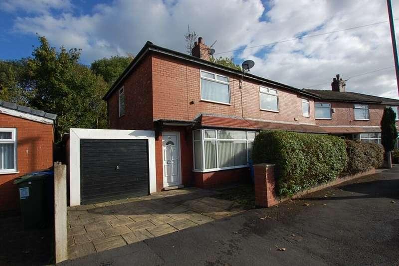 2 Bedrooms Semi Detached House for sale in Wilshaw Grove, Ashton-Under-Lyne, OL7