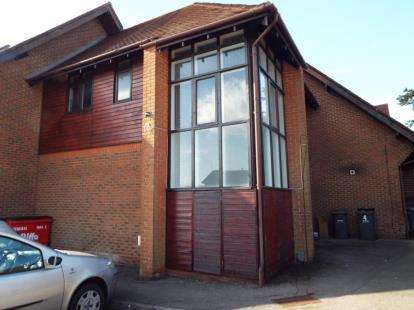 1 Bedroom Flat for sale in Grassmere Way, Waterlooville, Hampshire