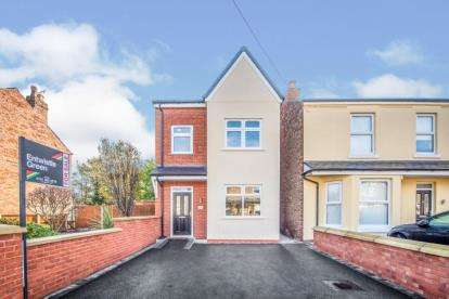 4 Bedrooms Detached House for sale in Moorgate Avenue, Crosby, Liverpool, Merseyside, L23