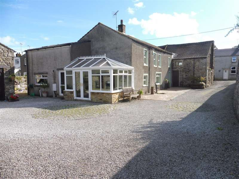 4 Bedrooms Semi Detached House for sale in Main Street, Greysouthen, Cockermouth