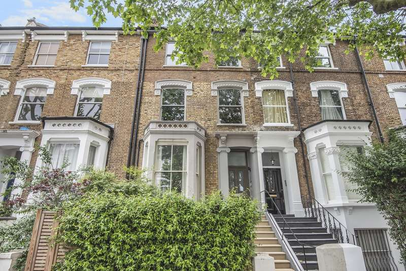 2 Bedrooms Apartment Flat for sale in Hammersmith Grove, London, W6