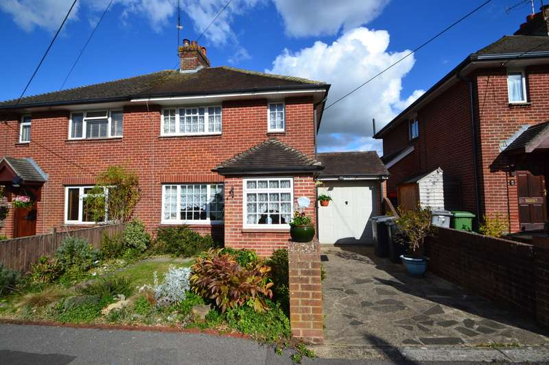 2 Bedrooms Semi Detached House for sale in Otterbourne