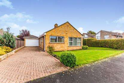 3 Bedrooms Bungalow for sale in Glendale, Hutton Rudby, Yarm, Cleveland