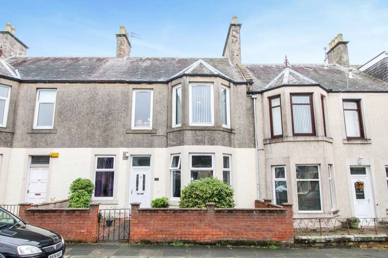 2 Bedrooms Flat for sale in Hawthorn Street, Leven, KY8