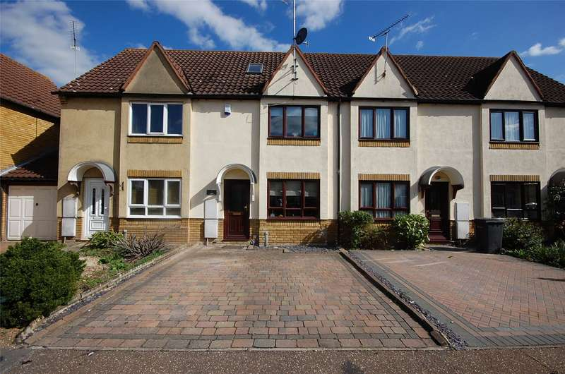 3 Bedrooms Terraced House for sale in Shirebourn Vale, South Woodham Ferrers, Essex, CM3