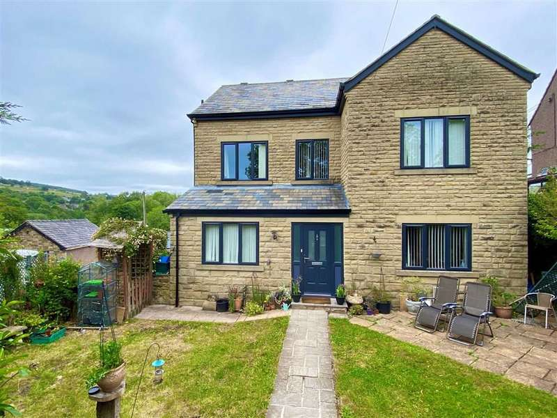 6 Bedrooms Detached House for sale in Church Lane, New Mills, High Peak, Derbyshire