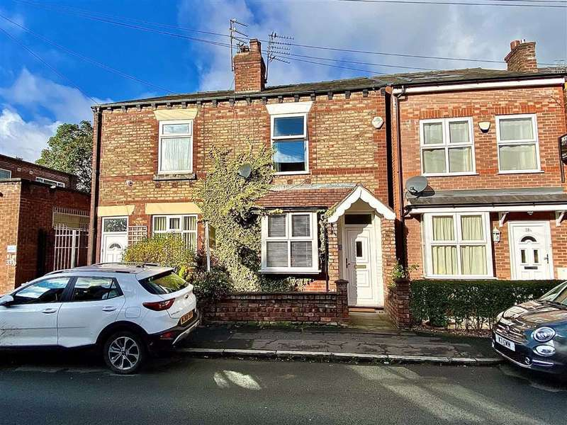 2 Bedrooms Semi Detached House for sale in Allanson Road, Northenden, Manchester, M22