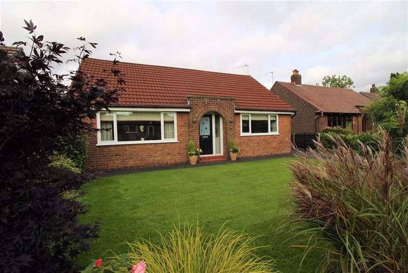2 Bedrooms Detached Bungalow for sale in Wynne Close, Denton, Manchester