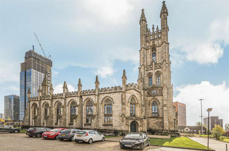 2 Bedrooms Apartment Flat for sale in Arundel Street, Manchester, M15 4JZ