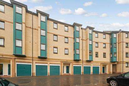2 Bedrooms Flat for sale in Rutland Court, Glasgow, Lanarkshire