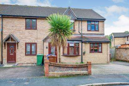 2 Bedrooms Terraced House for sale in Badgers Dene, Grays, Essex