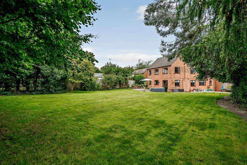 4 Bedrooms Detached House for sale in Ashby Parva, Lutterworth, Leicestershire