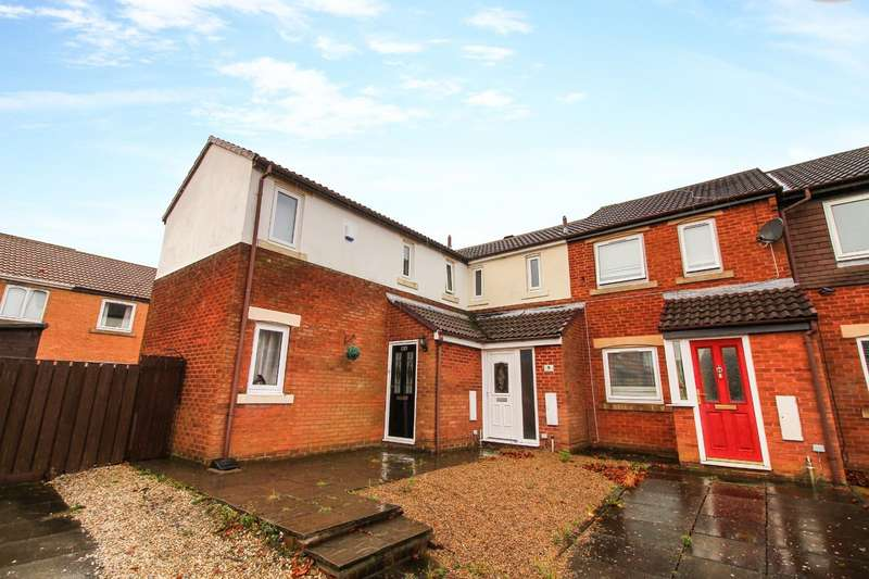 2 Bedrooms Terraced House for rent in Littondale, Wallsend