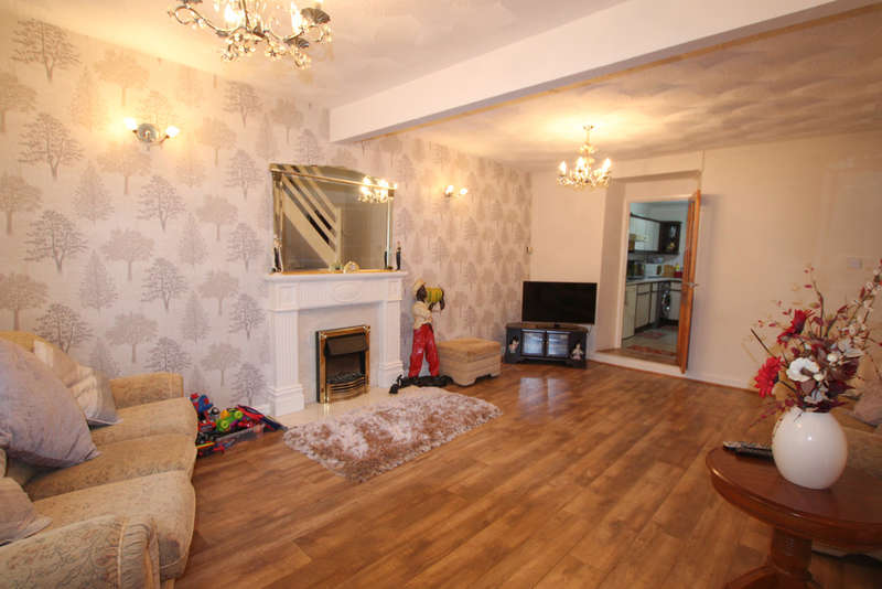 2 Bedrooms Terraced House for sale in Church Street, Mountain Ash