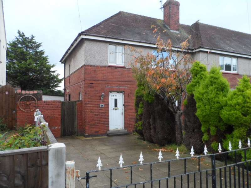 3 Bedrooms End Of Terrace House for sale in Dawlish Avenue, Blackpool, FY3 7NS