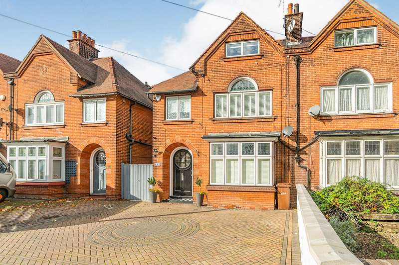 5 Bedrooms Semi Detached House for sale in Maidstone Road, Chatham, Kent, ME4