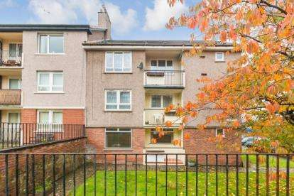 2 Bedrooms Flat for sale in Helensburgh Drive, Jordanhill